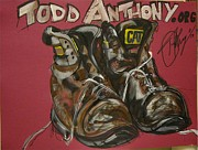 Todd Anthony - My Boots