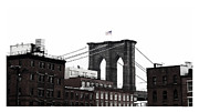 Brooklynbridge Prints - My Bridge - Brooklyn Print by Daniel Macas