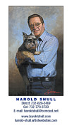 Harold Shull - My business card