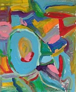 Marlene Robbins - My  Colors abstract
