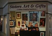 Alga Washington - My Display at Sisters...