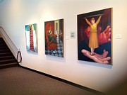 Clotilde Espinosa - My exhibit in Irving...