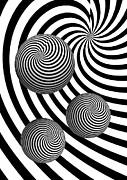 My Eyes Hurt Print by Steve Purnell
