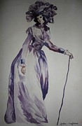 Impartial Prints - My Fair Lady Print by PainterArtist FIN