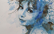 Audrey Hepburn Paintings - My Fair Lady by Paul Lovering