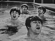 Beatles Photos - My favorite-1  by Chureerat Bunngoen