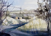 Rural Living Originals - My Favorite Road by Sandra Strohschein