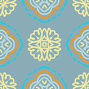Creative Tapestries - Textiles Posters - My favorite Poster by Savvycreative Designs