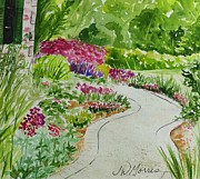 Jill Morris - My Flower Path