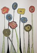 Marcia Weller-Wenbert - My Garden