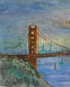 Anais DelaVega - My Golden Gate Bridge