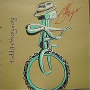Todd Anthony - My Hat and My Bike