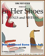 Maclaine Posters - My In Her Shoes Movie Poster Poster by Liane Wright