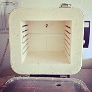Casi Wonderland - My New Baby Kiln....