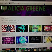 Alicia Greene - My New #youtube #music...