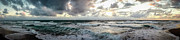 Panoramic Digital Art - My Ocean that I Love so Much by Ginette Callaway