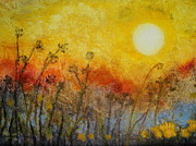 Gudrun Hirsche - My Poem Sunset