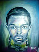 Wedam Abassey - My Portrait