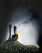 My Precious By Shawna Erback Print by Shawna Erback