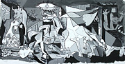 Miguel Rodriguez - My Rendition of GUERNICA