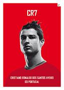 My Ronaldo Soccer Legend Poster Print by Chungkong Art