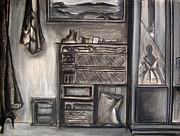 My Room Print by Nital Dabhade