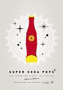 My Super Soda Pops No-09 Print by Chungkong Art