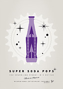 Super Hero Mixed Media - My SUPER SODA POPS No-25 by Chungkong Art