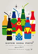 My Super Soda Pops No-26 Print by Chungkong Art