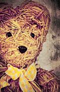 My Teddy Bear Print by Angela Doelling AD DESIGN Photo and PhotoArt