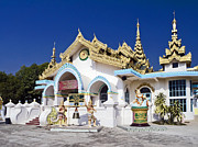 Sally Weigand - Myanmar Buddhist Temple