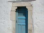 Bonita Hensley - Mykonos Door