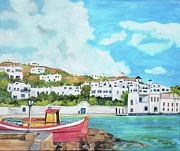 Teresa Dominici - Mykonos in Greece