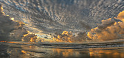 Jeff Breiman Art - Myrtle Beach Panorama 2 by Jeff Breiman