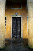 Entrance Door Photos - Mystery Entrance  by Svetlana Sewell