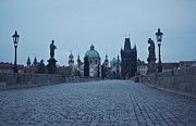 Charles Bridge Originals - Mystery of Charles Bridge  by Iryna Tereshchenko