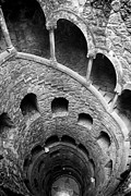 White Spiral Prints - Mystery Tower Print by Jose Elias - Sofia Pereira