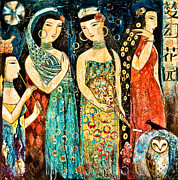 Ladies Originals - Mystic Garden by Shijun Munns