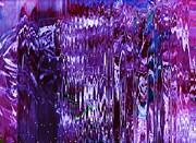 Anne-Elizabeth Whiteway - Mystica in Purple and Blues
