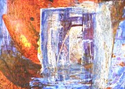 Paul Pulszartti Art - Mystical gate. by Paul Pulszartti