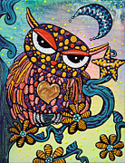 Laura Barbosa - Mystical Owl