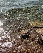 Gail Matthews - Mystical Sparkling Sun on Rocks