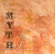 Myth Of Perfection Print by Carlynne Hershberger