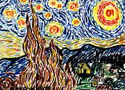 Genevieve Esson - Vincent van Goghs Starry Night