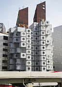 For Ninety One Days - Nakagin Capsule Tower