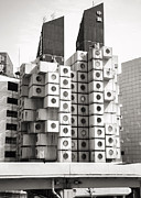 For Ninety One Days - Nakagin Capsule Tower In...