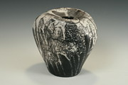 Native American Ceramics - Naked Heart by John Gregg