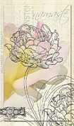 Bath Mixed Media - Namaste Hydrangea by Adspice Studios