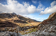 Christine Smart - Nant Ffrancon Valley in...