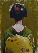 Phil Couture - Nape of a Maiko